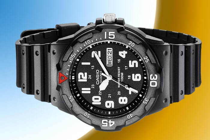 Casio mrw200h 1bv review