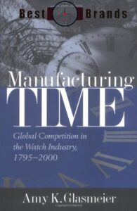 Global Competition in the watch Industry